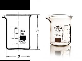 شیشه آلات آزمایشگاهی, تجهیزات آموزشی,واردات انواع تجهیزات آزمایشگاهی,بشر 250سی سی,ملزومات آزمایشگاهی,شیشه آلات