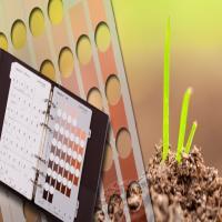 دفترچه رنگ مانسل,دفترچه رنگ,دفترچه رنگ خاک مانسل,دفترچه مانسل,رنگ خاک,فروش دفترچه رنگ مانسل,خرید دفترچه رنگ مانسل,مانسل, تجهیزات مکانیک خاک,تجهیزات زمین شناسی,تجهیزات معدنی,