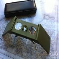 استریسکوپ جیبی - استریسکوپ انعکاسی یا آیینه دار
