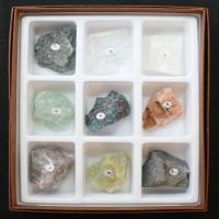 جعبه سنگ زمین شناسی ,مقطع زمین شناسی,تهیه انواع سنگهای زمین شناسی و انواع فسیل , تهیه مقاطع نازگ